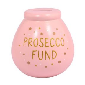 Prosecco Fun Pot of Dreams